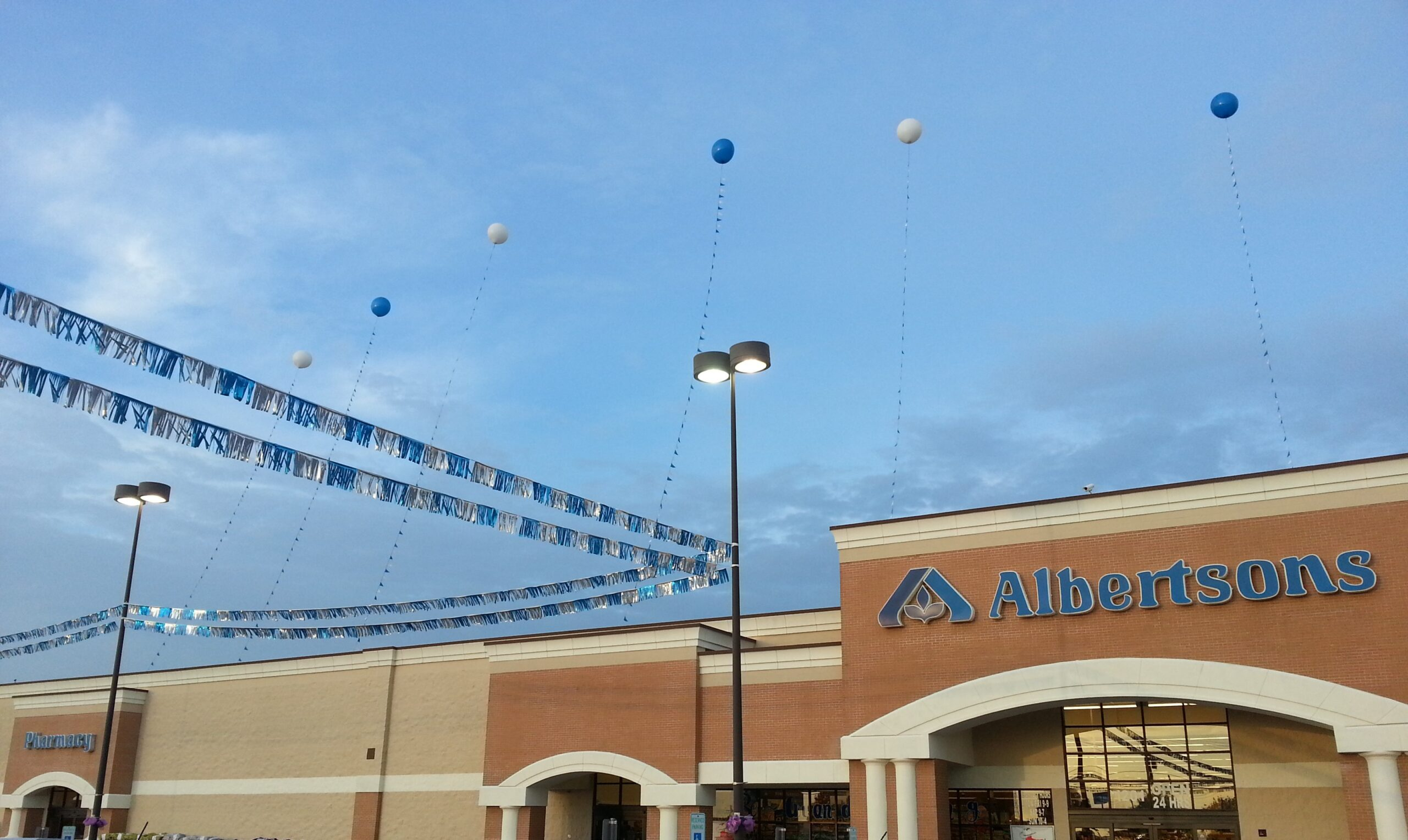 pennants and cloudbusters dallas