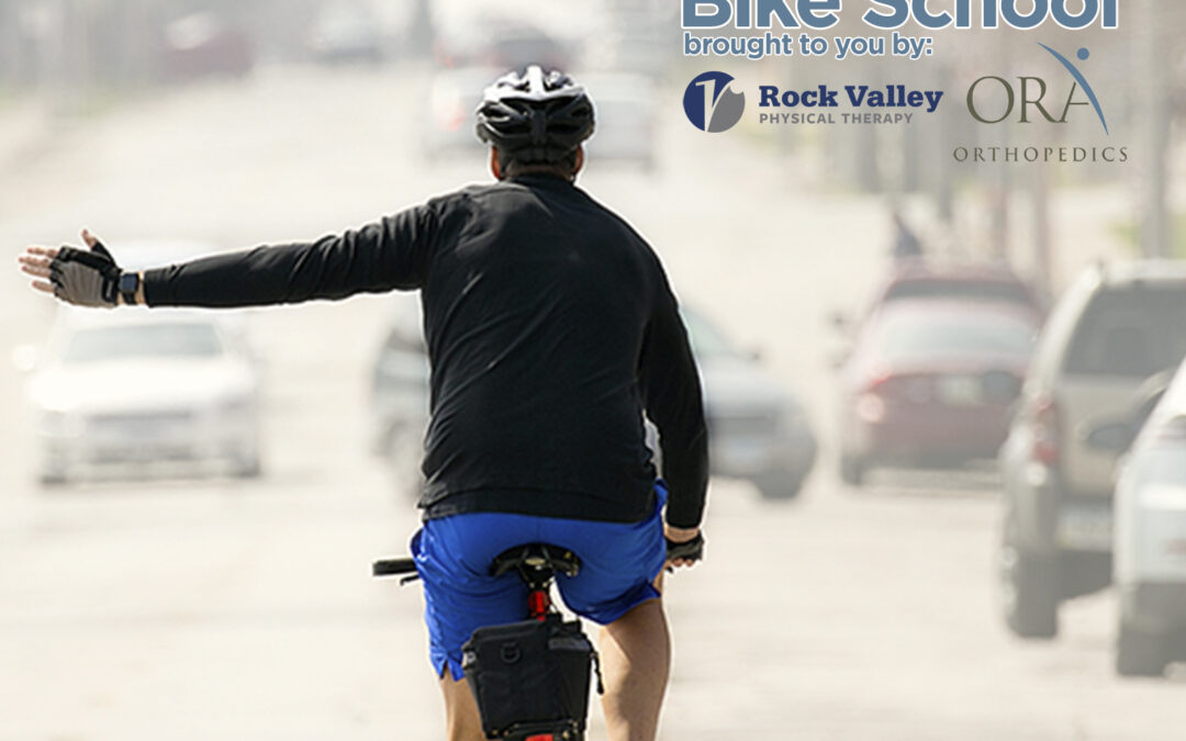 Bike School Part 3: Road safety and path etiquette
