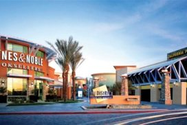 Phoenix Desert Ridge Shopping