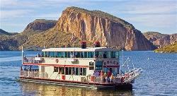 Canyon Lake Arizona Dolly Steamboat