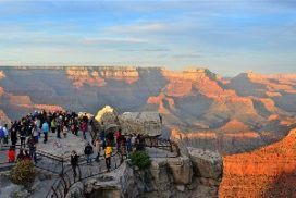 Arizona Grand Canyon Overlook