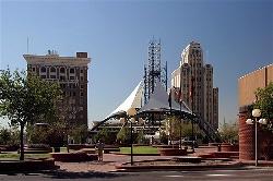 Phoenix Downtown Patriot Square Park
