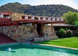 Scottsdale Arizona Frank Lloyd Wright Taliesin West