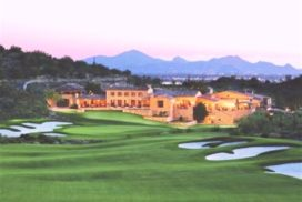 Scottsdale Golf at Silverleaf Clubhouse