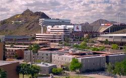 Tempe Arizona Sun Devil Stadium