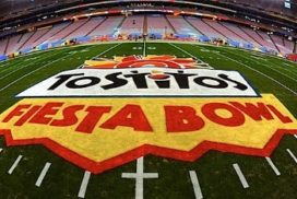 Tostitos NCAAF Fiesta Bowl, Phoenix Arizona