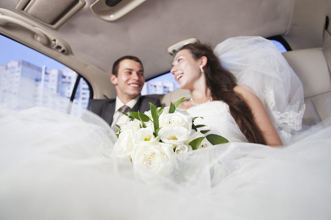 Limousine for Wedding