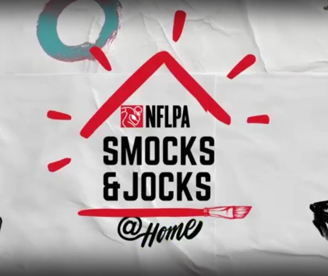 NFLPA Smocks and Jocks
