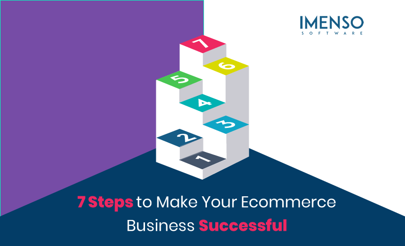 7 Steps to Make Your Ecommerce Business Successful