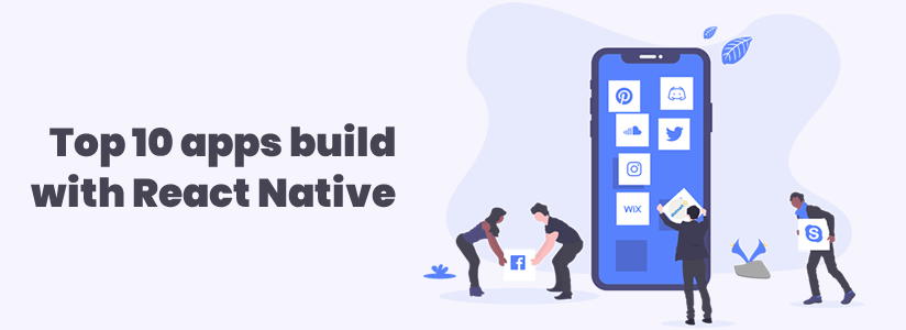 Top 10 apps build withReactNative