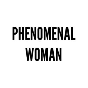 PHENOMENAL+WOMAN+Logo