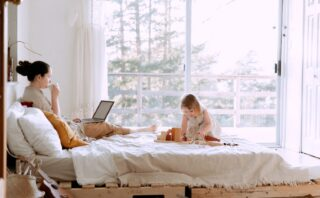 How I Nurture My Freelance Business and My Family at the Same Time