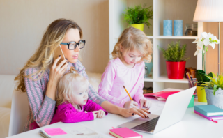 3 Tips for Working Moms Struggling To Scale Their Small Business
