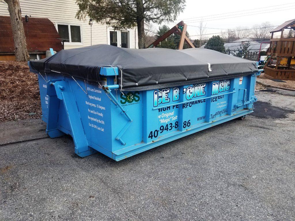 Weatherproof Storage Container