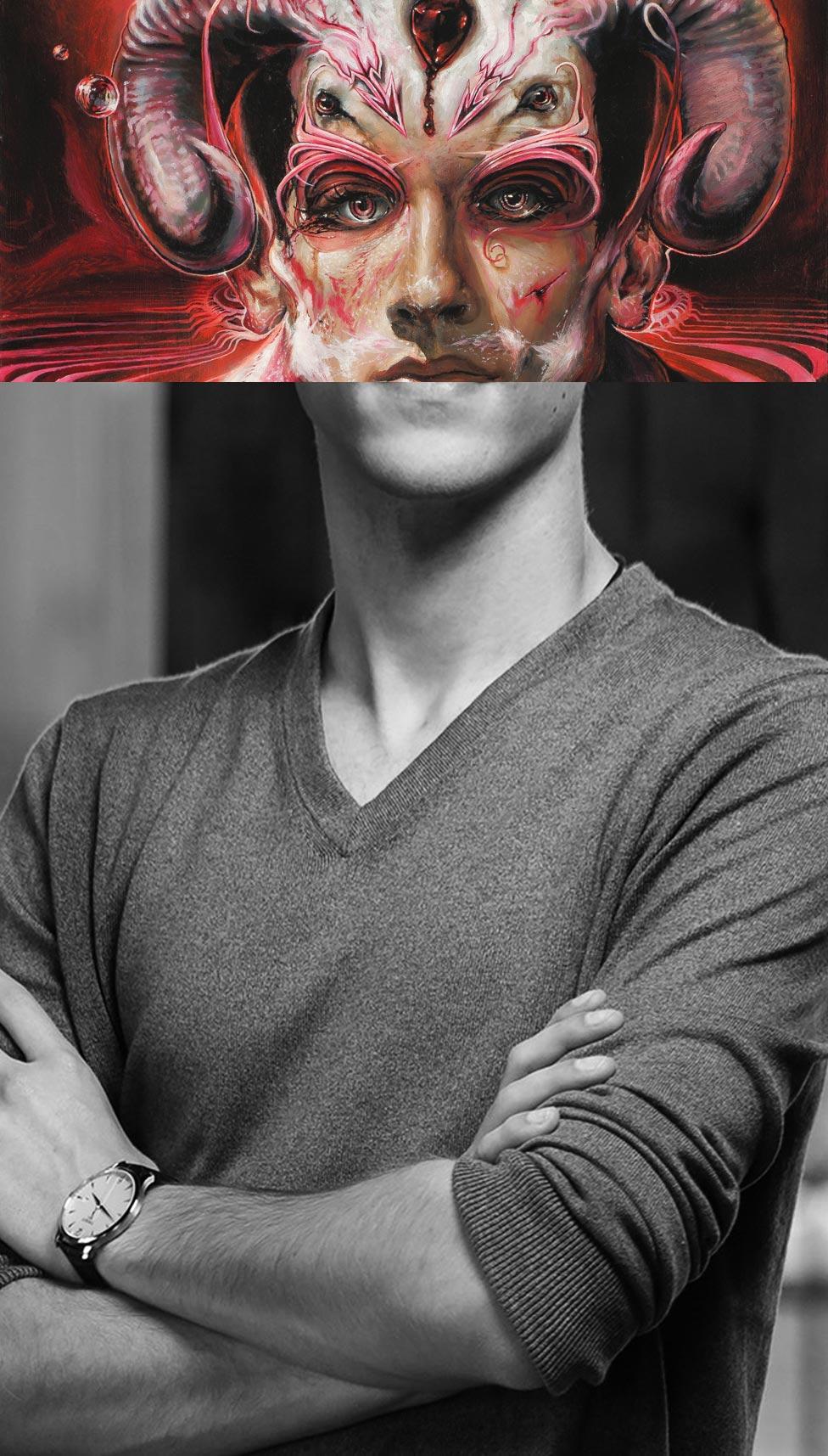 Aaron Bolton artist