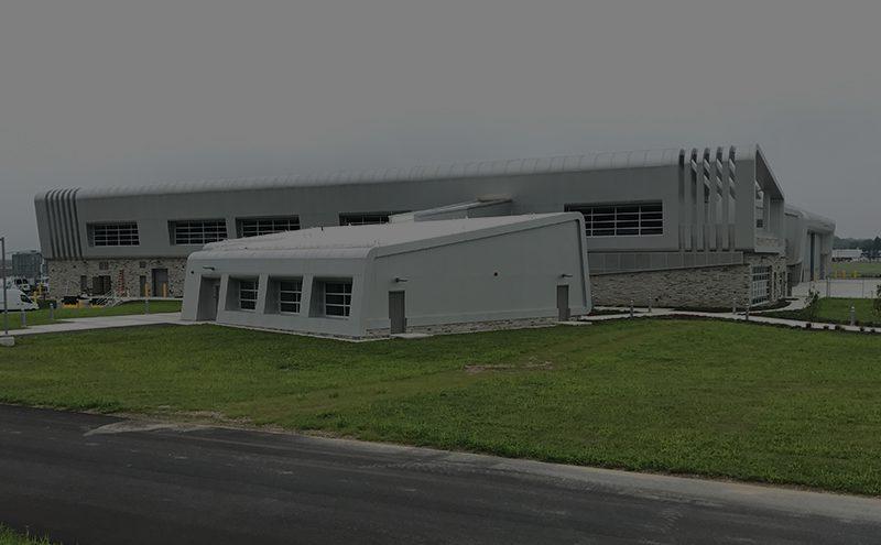 Aviation Maintenance Instructional Building