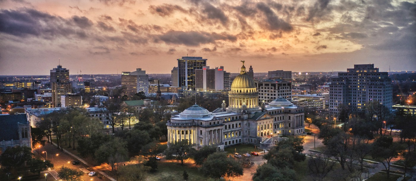 JACKSON, MS & NEW ORLEANS