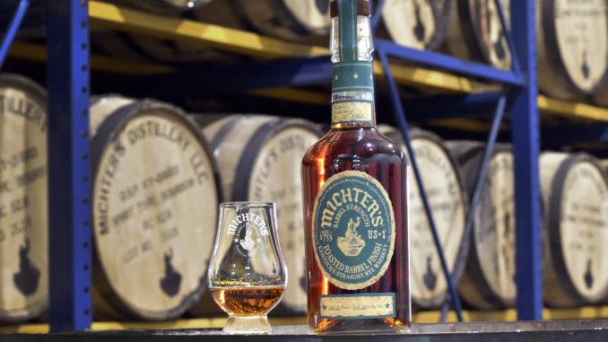 Michter's Master Distiller Willie Pratt