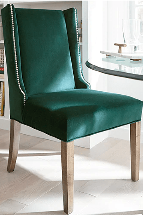 Bassett Furniture Upholstered Dining Chair
