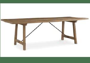 Bassett Santa Barbara 96ft Dining Table