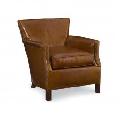 CR Laine Leather Chair Francois