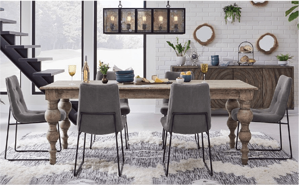 Classic Home Furniture Dining Room Set