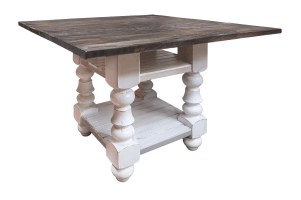 IFD Furniture 1921 Rock Valley Counter Height Table