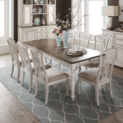 Liberty Furniture Abbey Road Dining Set