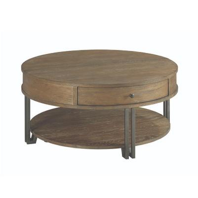 Saddletree Table with lifting table top