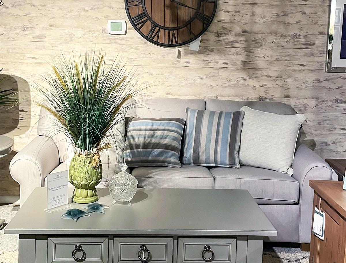 Bassett Living Room Furniture at Surfside Casual Furniture