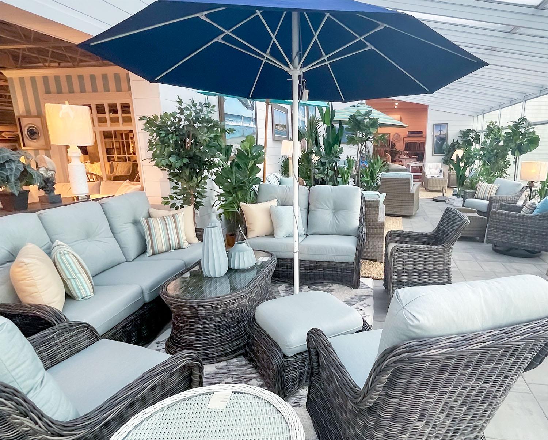 Polywood Edge Outdoor Lounge