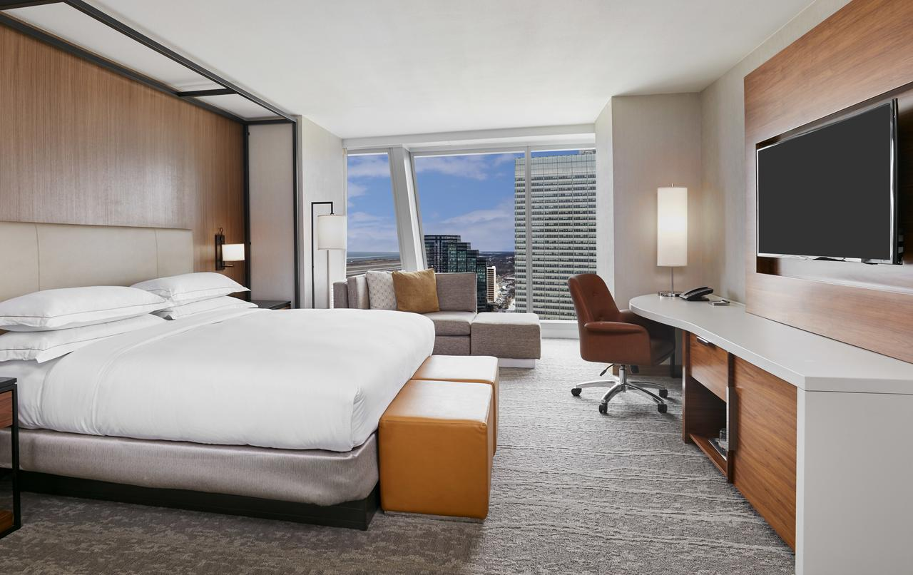 image of a hotel room