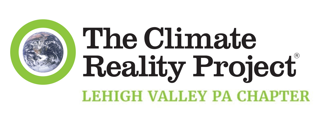 The Climate Reality Project - Lehigh Valley PA Chapter