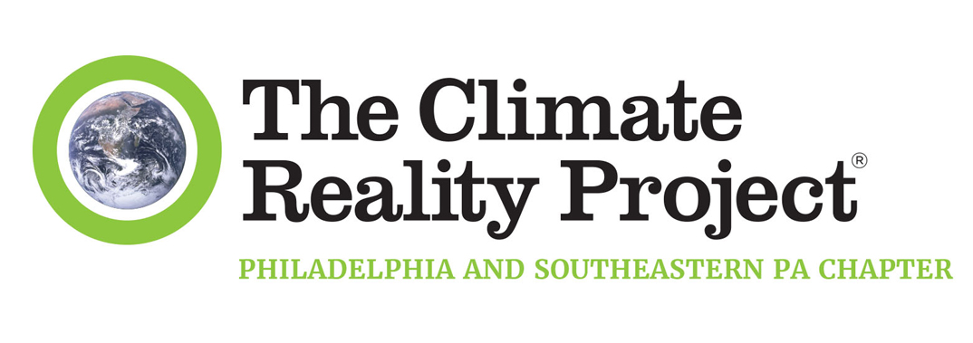 The Climate Reality Project - Philadelphia and Southeastern PA Chapter
