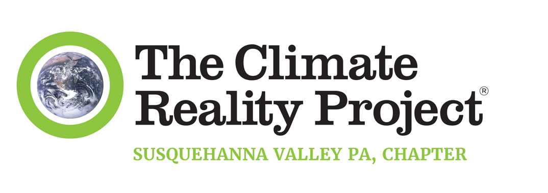 The Climate Reality Project - Susquehanna Valley PA Chapter