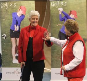 McMahon & Trainor teaching Golf 8.5