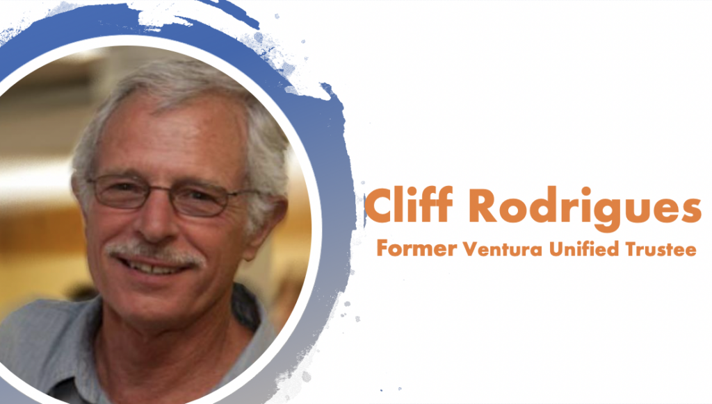 Endorsed by Cliff Rodrigues