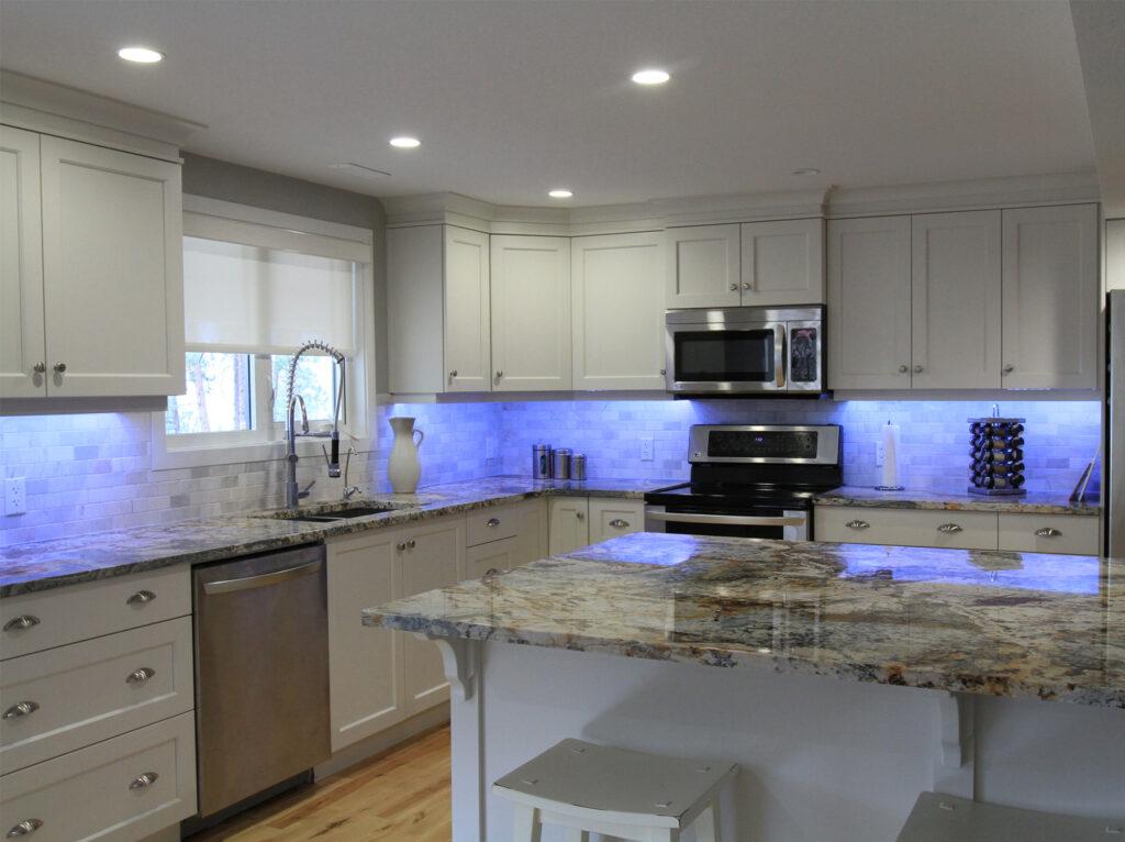 Kelowna kitchen renovation