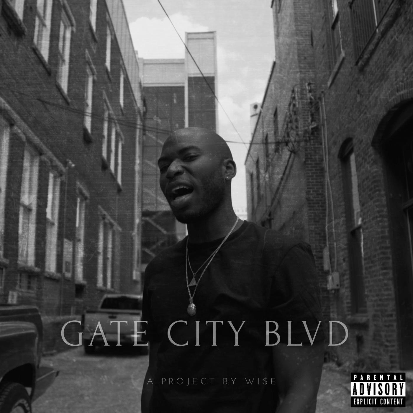 Gate City Blvd Album Cover
