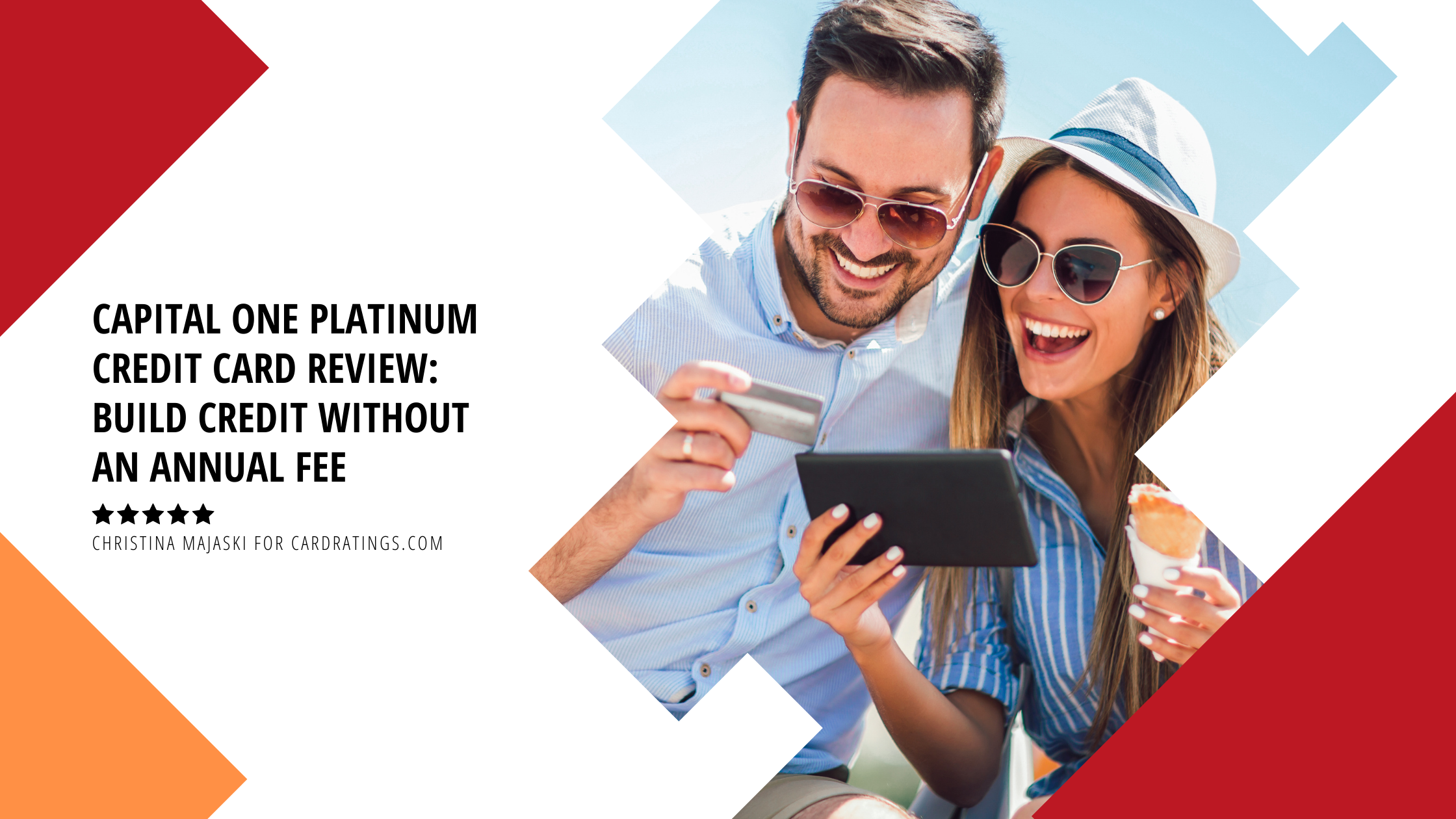 Capital One Platinum Credit Card Review: Build credit without an annual fee