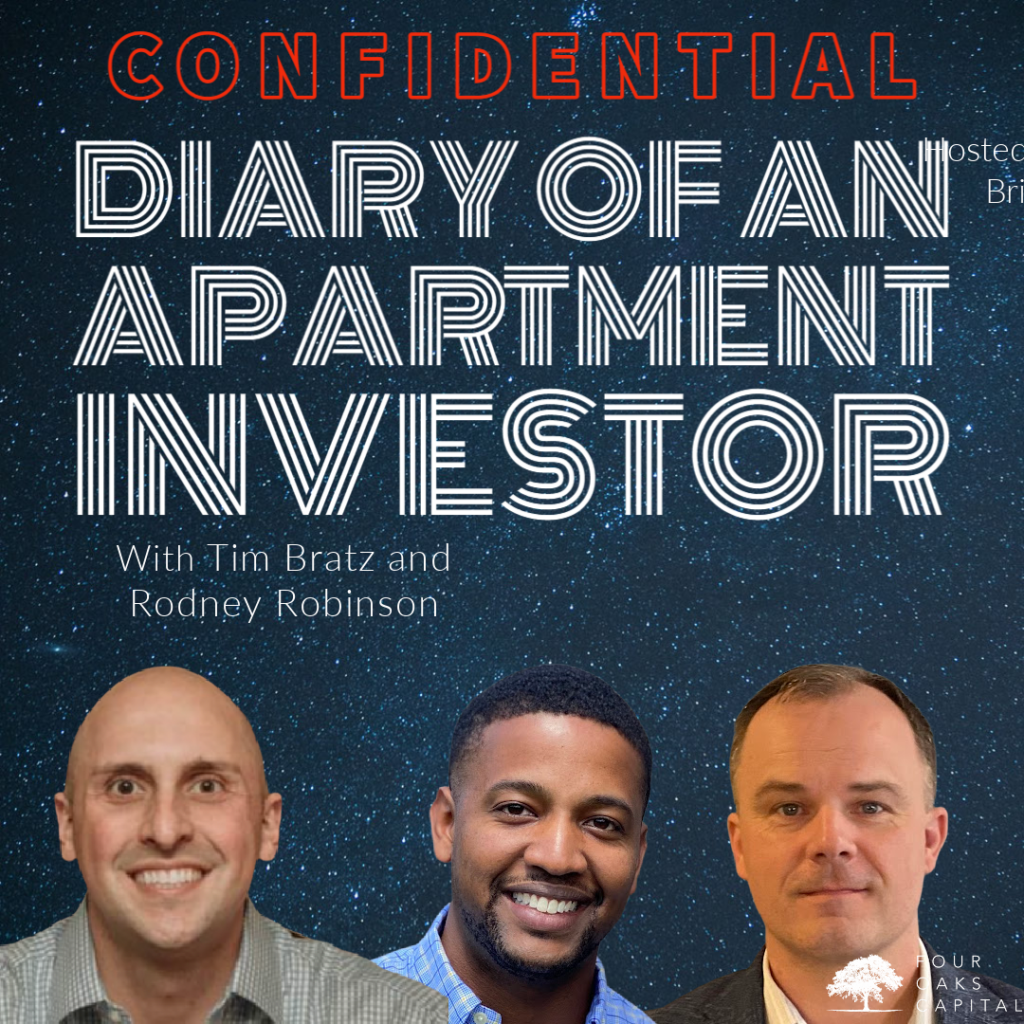 Ask an Expert – Guest Appearance on Diary of An Apartment Investor Podcast