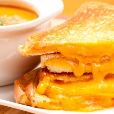 Soup & Grilled Cheese