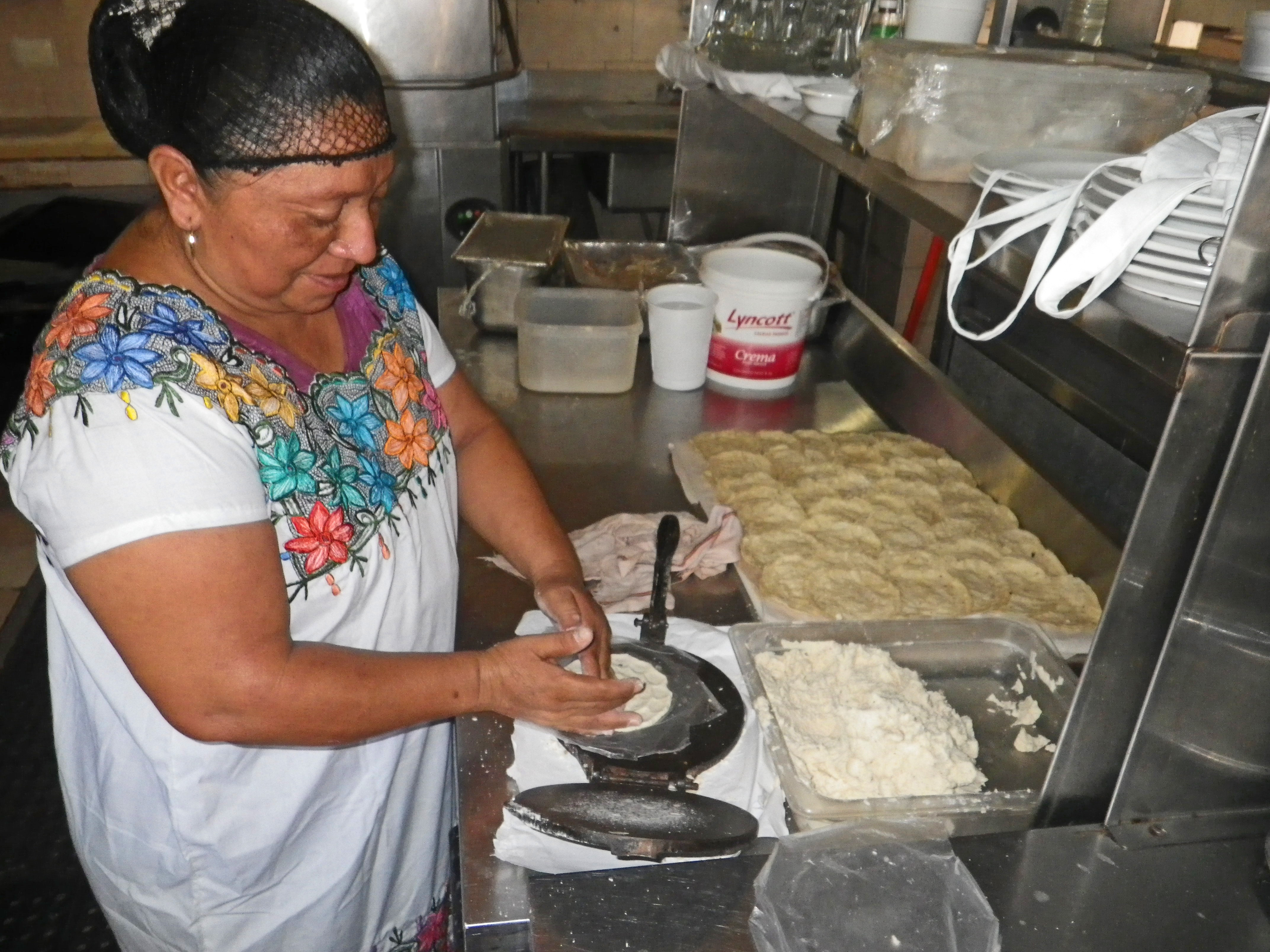 How To Make Authentic Corn Tortillas