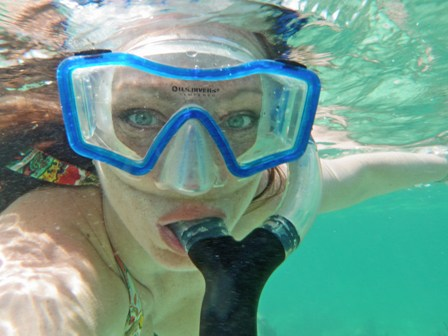 Snorkeling With Sea Turtles and Watching Them Lay Eggs in Mexico