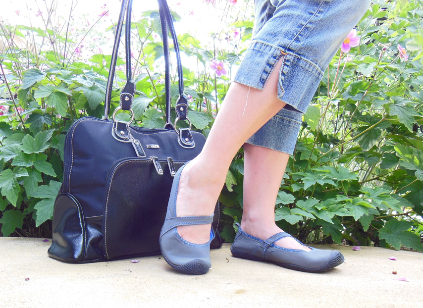 Eco-Travel Shoes – Kigo Mary Jane's For The Airplane Trip