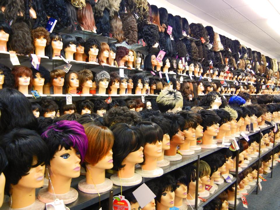 Wig Heads in Little Rock