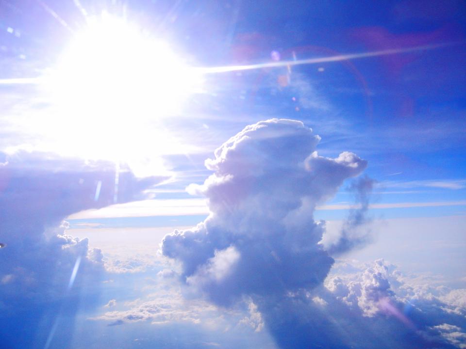 Best photos - Clouds on flight