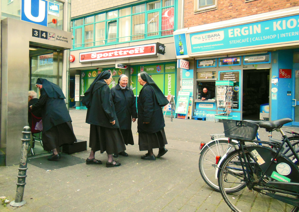 Best photos - Nuns in Germany