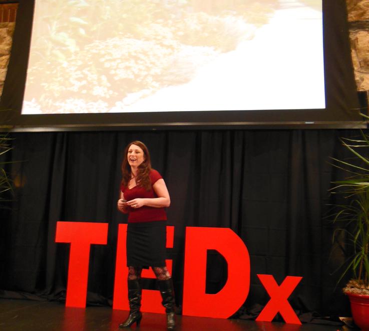 TEDx Shawna Coronado