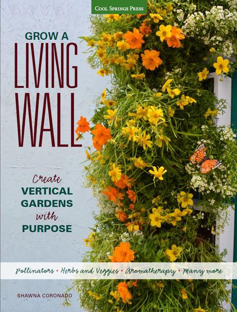 Grow a Living Wall Book by Shawna Coronado